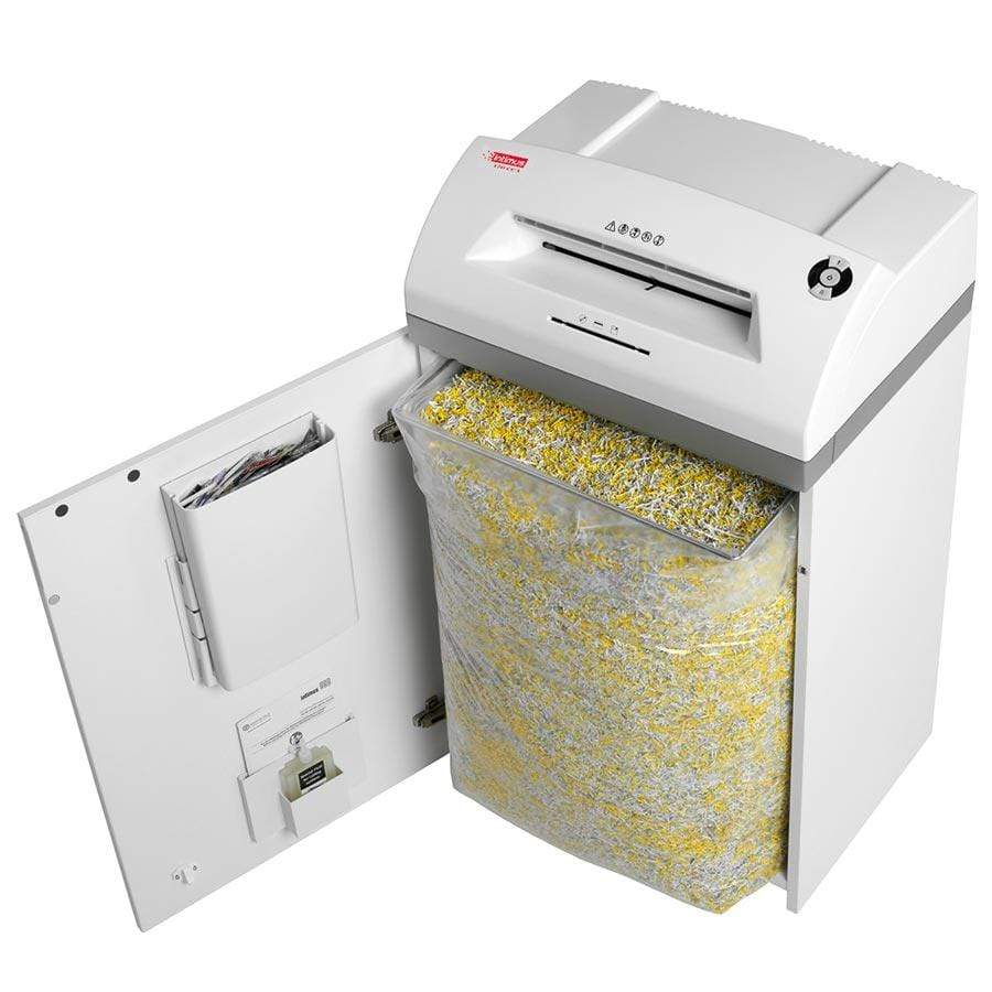 Intimus 227154S1 Pro 120 CP4 Cross-Cut Paper Shredder Armadillo Safe and Vault