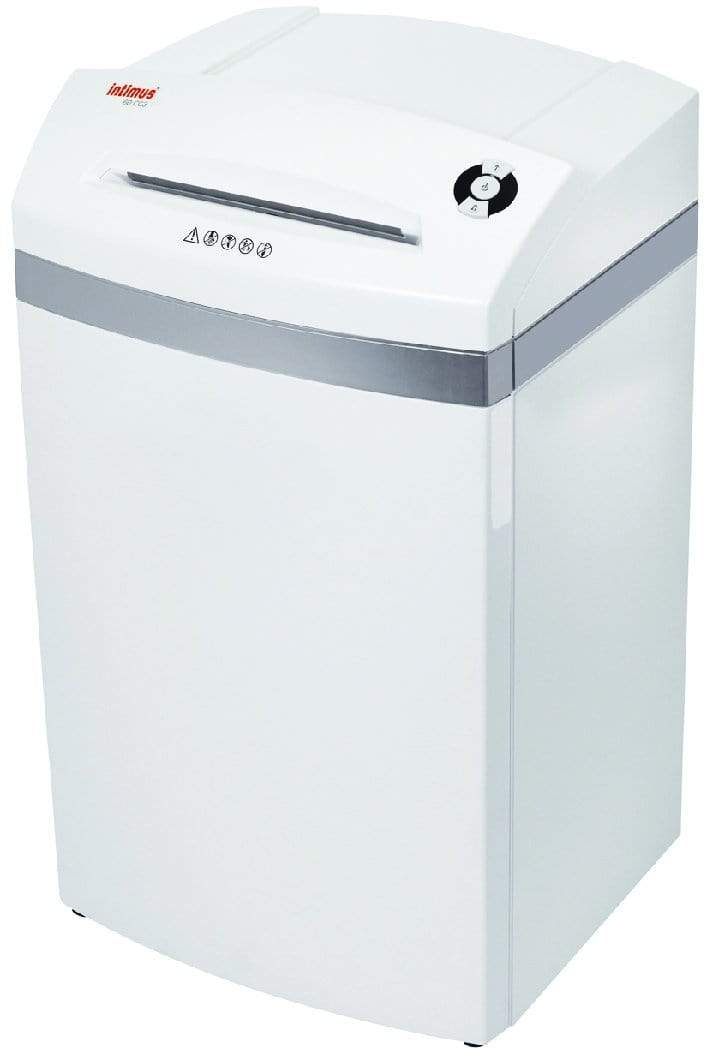 Intimus 279154S1 Pro 60 CP4 Cross-Cut Paper Shredder Armadillo Safe and Vault