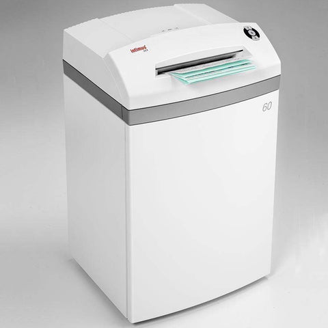 Intimus 279174S1 Pro 60 CP5 Cross-Cut Paper Shredder Armadillo Safe and Vault