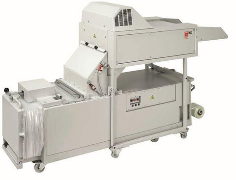 Intimus 699924 14.87 Series Large Capacity Industrial Shredders Armadillo Safe and Vault