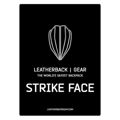 "Leatherback Gear Level IIIA Backpack Armor Panel Insert 11"" x 14"" Armadillo Safe and Vault"