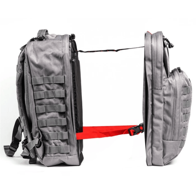 Leatherback Gear Tactical One Bulletproof Backpack Armadillo Safe and Vault