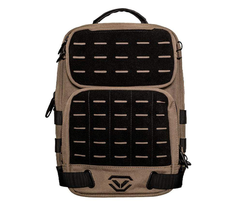 LifePod 2.0 Tactical SlingBag (Black) Armadillo Safe and Vault