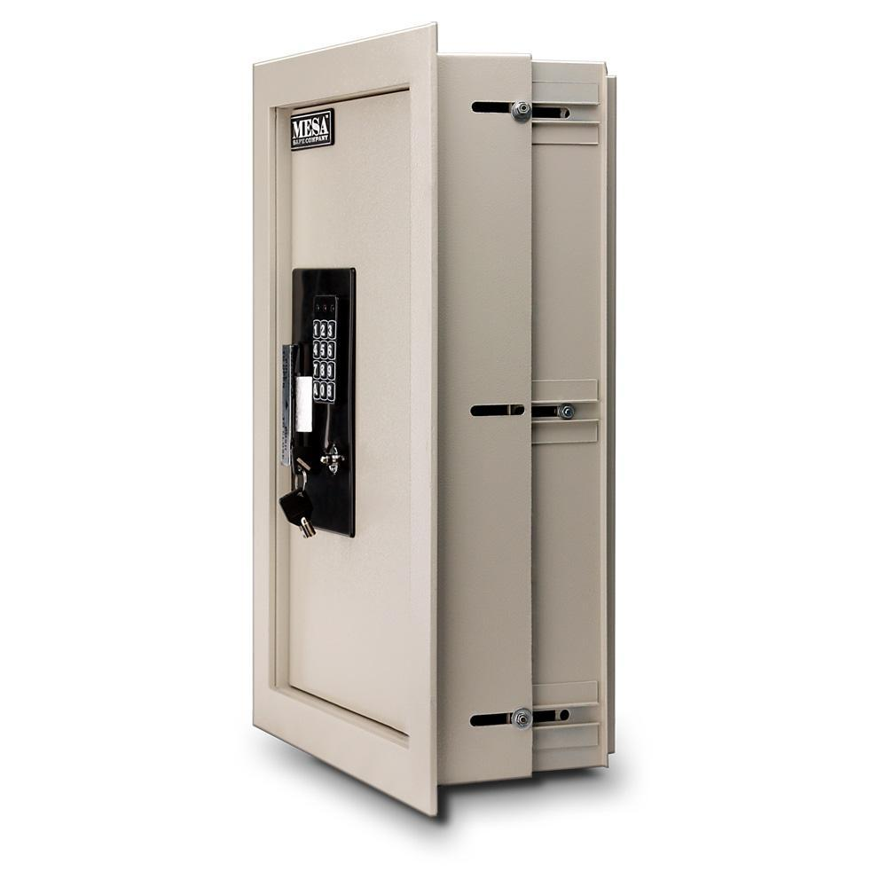 Mesa MAWS2113E Wall Safe Armadillo Safe and Vault