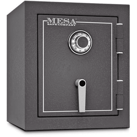 Mesa MBF1512C Burglar & Fire Safe Armadillo Safe and Vault