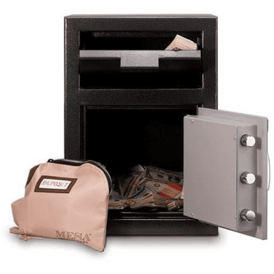MESA MFL2014C Cash Depository Safe Armadillo Safe and Vault
