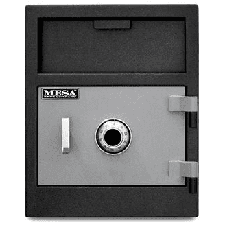 Mesa MFL2118C Cash Management Depository Safe Armadillo Safe and Vault
