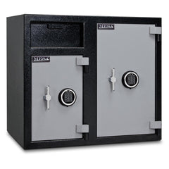 Mesa MFL2731EE Dual Chamber Depository Safe