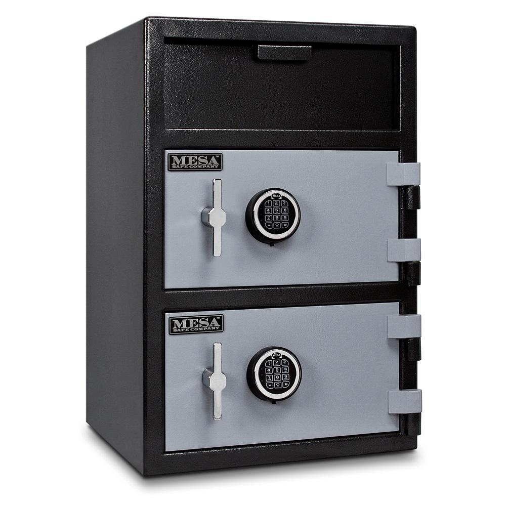 Mesa MFL3020EE Double Door Depository Safe Armadillo Safe and Vault