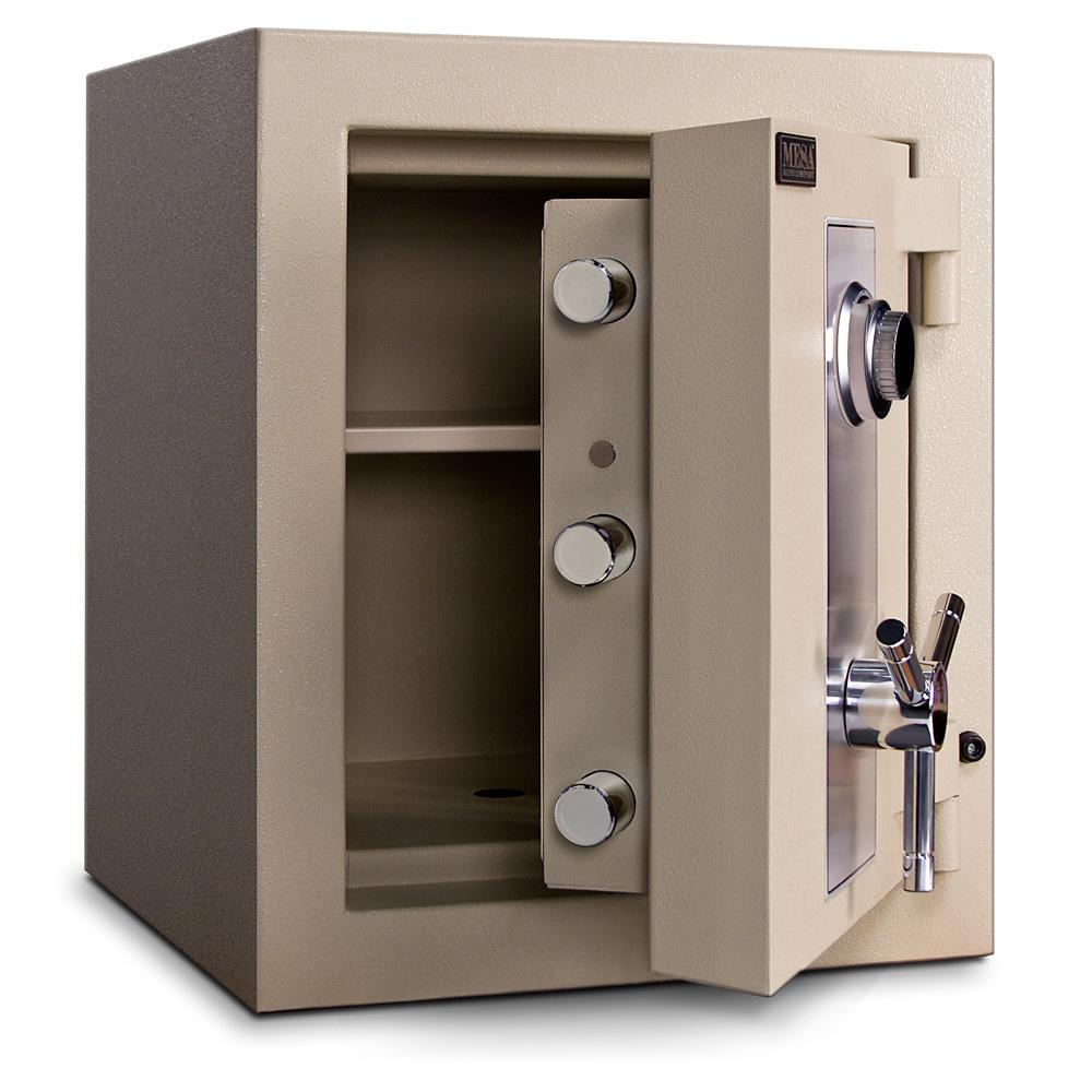Mesa MTLE1814 TL-15 Fire Rated Composite Safe Armadillo Safe and Vault