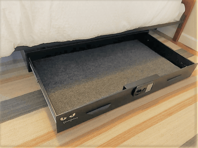 "MonsterVault ""The Original"" Underbed Safe Armadillo Safe and Vault"