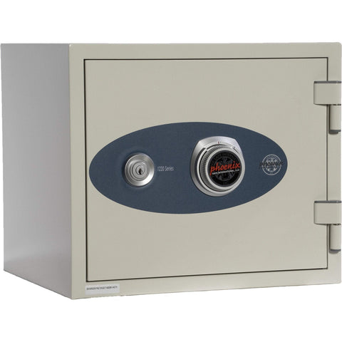 Phoenix 1221 Olympian Key and Combination Dual Control Fireproof Safe 0.66 cu ft Armadillo Safe and Vault
