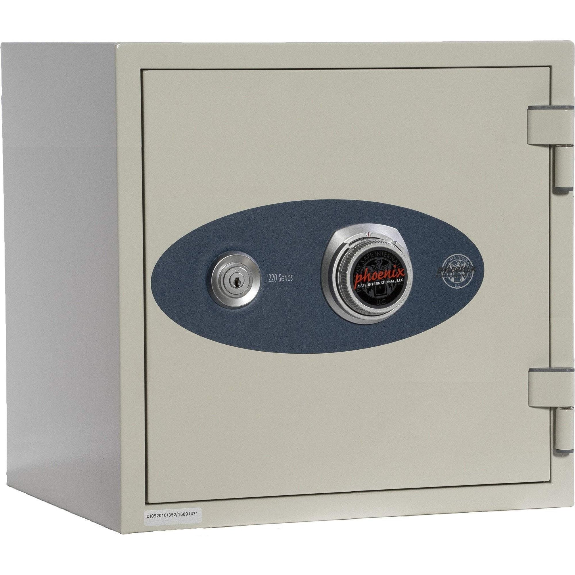 Phoenix 1222 Olympian Key and Combination Dual Control Fireproof Safe 0.87 cu ft Armadillo Safe and Vault