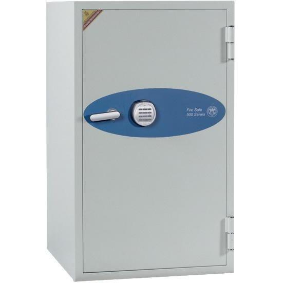 Phoenix 4621 Data Commander 2-Hour Digital Fireproof Media Safe Armadillo Safe and Vault