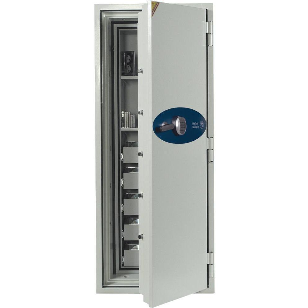 Phoenix 4622 Data Commander 2-Hour Digital Fireproof Media Safe Armadillo Safe and Vault