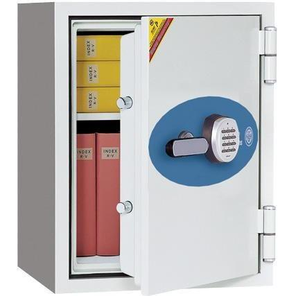 Phoenix 502 Fire Fighter 1-Hour Digital Fireproof Safe 1.75 cu ft Armadillo Safe and Vault