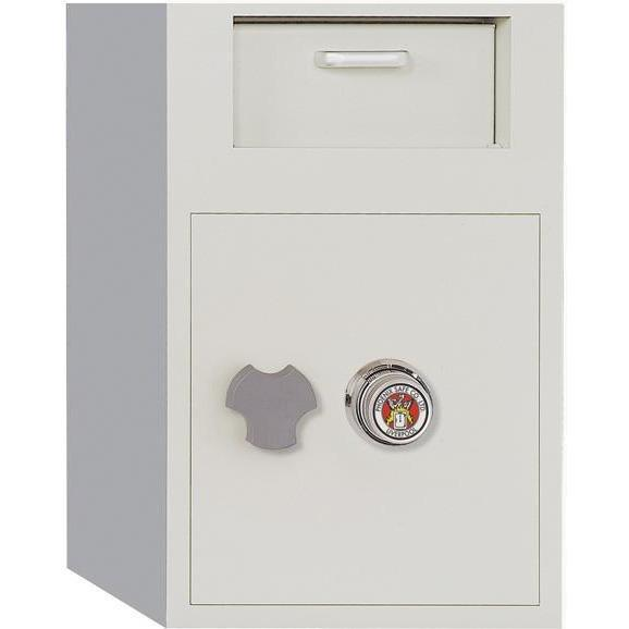 Phoenix 991T Front Loading Dial Combination Lock Depository Safe 2.0 cu ft Armadillo Safe and Vault