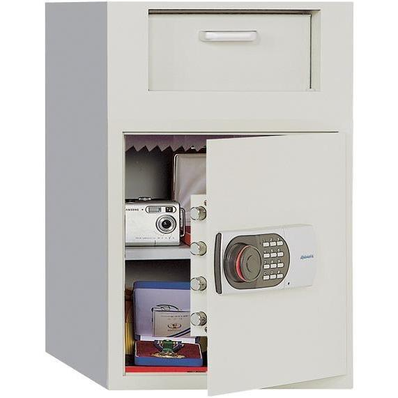 Phoenix 991TE Front Loading Digital Lock Depository Safe 2.0 cu ft Armadillo Safe and Vault