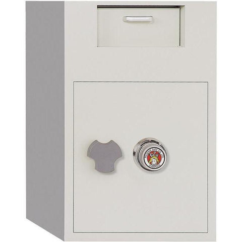 Phoenix 992 Front Loading Dial Combination Lock Depository Safe with Inner Locking Door 3.48 cu ft Armadillo Safe and Vault