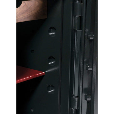 Phoenix DPS6500-S NEXT Digital Lock Luxury Fireproof Safe with Cherry Door 2.28 cu ft Armadillo Safe and Vault