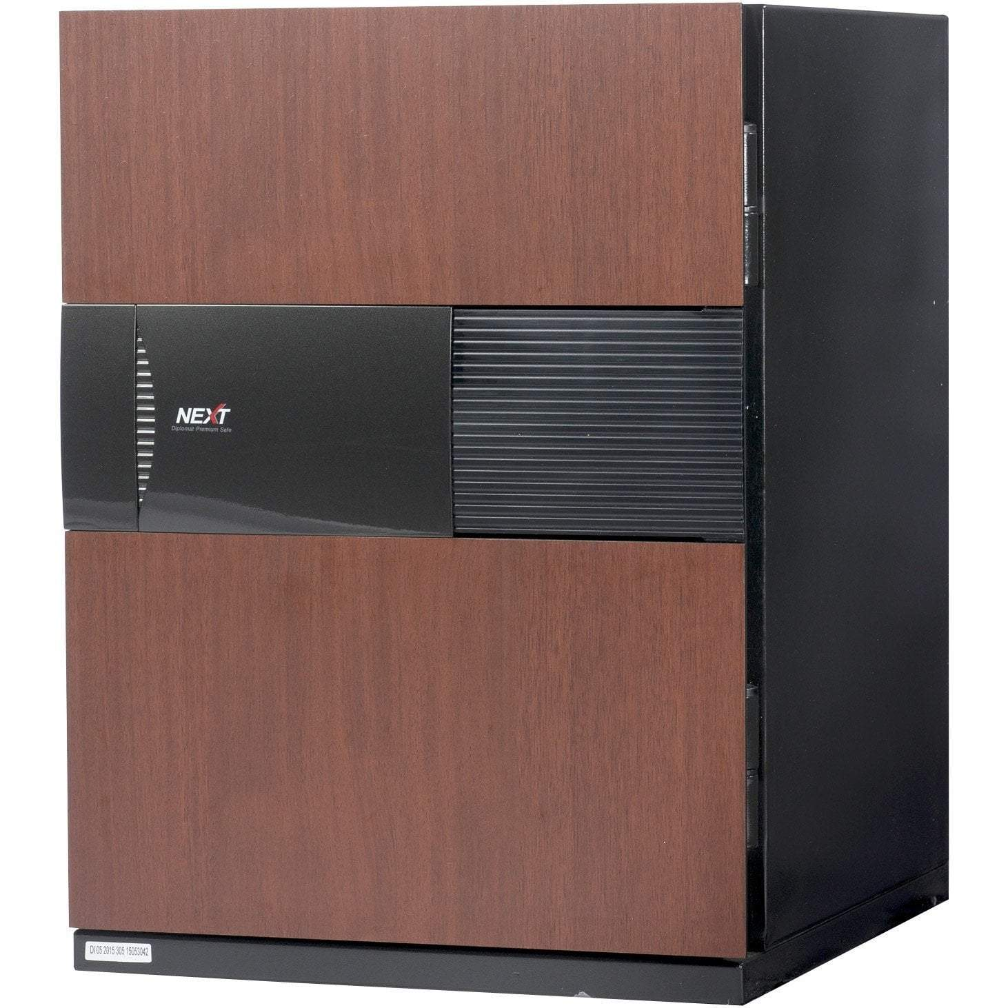 Phoenix DPS7500-S NEXT Digital Lock Luxury Fireproof Safe with Cherry Door 2.7 cu ft Armadillo Safe and Vault