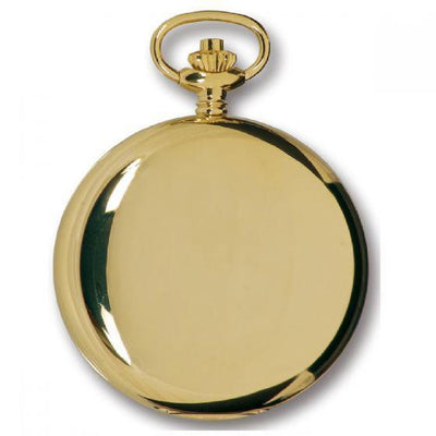 Rapport London Double Hunter Pocket Watch Armadillo Safe and Vault