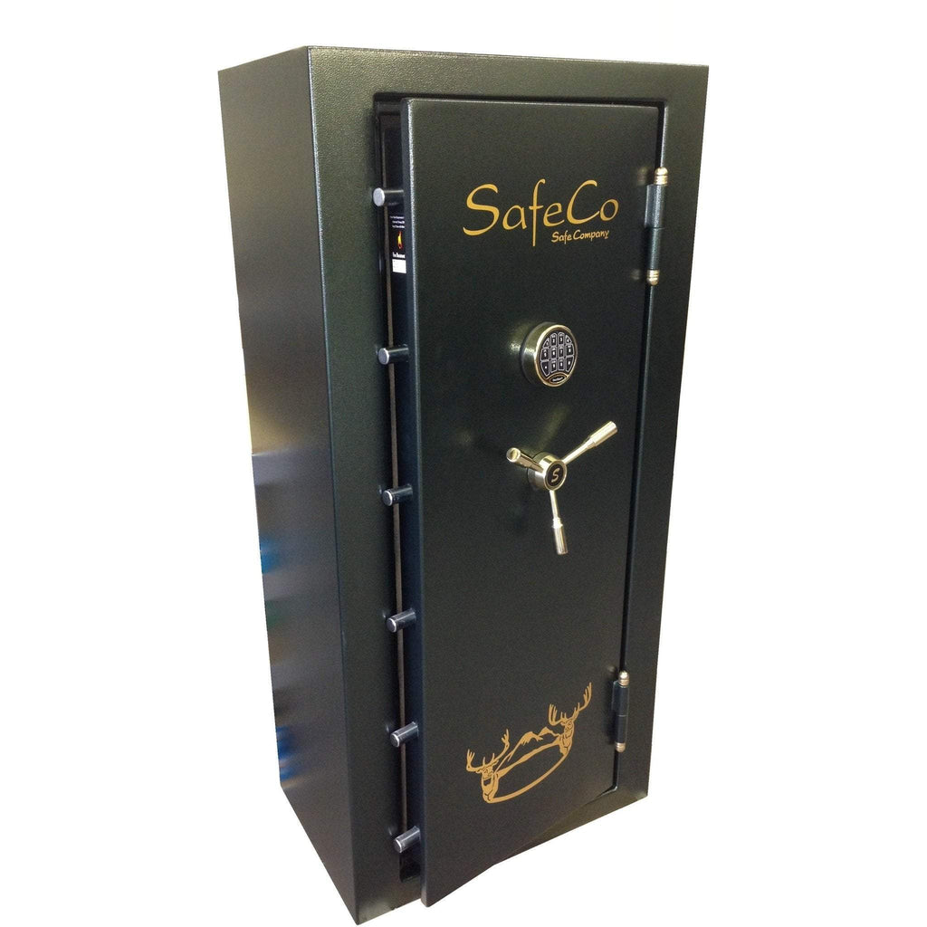 SafeCo GS5928L-E Gun Safe 20 Gun Capacity Armadillo Safe and Vault