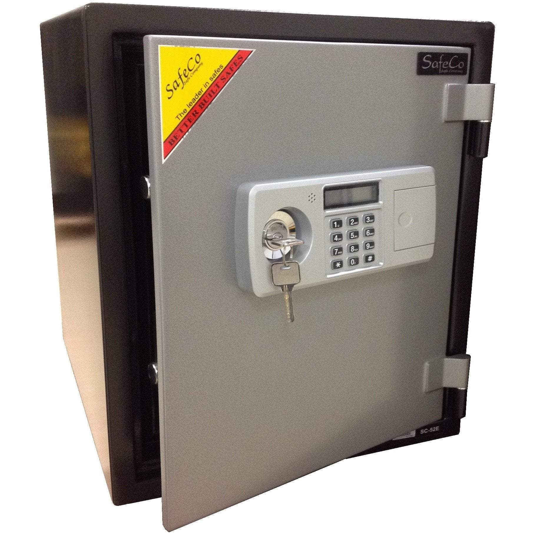 SafeCo HS52-E Two Hour Home Fireproof Safe Armadillo Safe and Vault