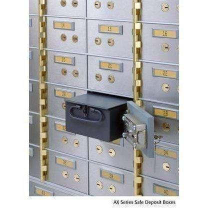Socal - Bridgeman Safes AX, AXSN- Deposit Box Pull Out Shelf Armadillo Safe and Vault