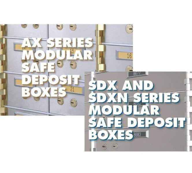 Socal - Bridgeman Safes AX/SDX Spacer Deposit Box Armadillo Safe and Vault