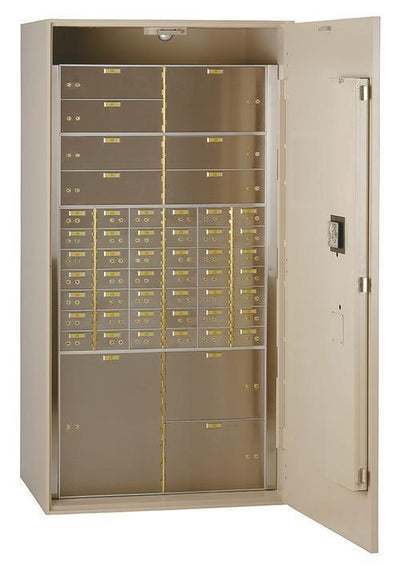 Socal - Bridgeman Safes ER TL-15 ER-3026RC Plate Steel Safes Armadillo Safe and Vault
