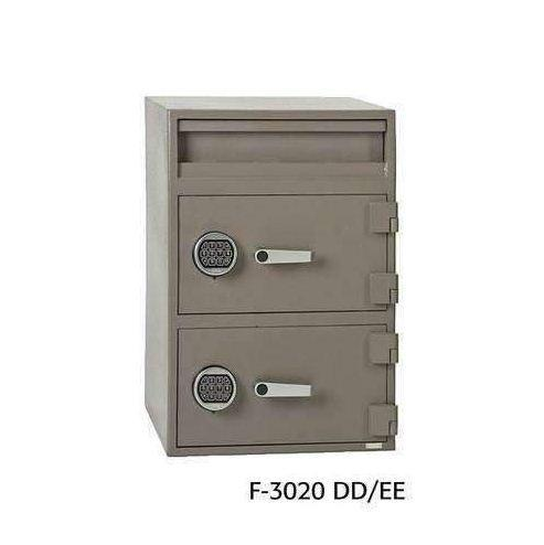 Socal - Bridgeman Safes F-3020DD/CC B-Rate International Fortress Cash Management Depository Safe Armadillo Safe and Vault