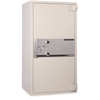 Image of Socal - Bridgeman Safes F-6034 BL International Fortress Composite TL-30 BL Safes 2 Hr. Fire Armadillo Safe and Vault