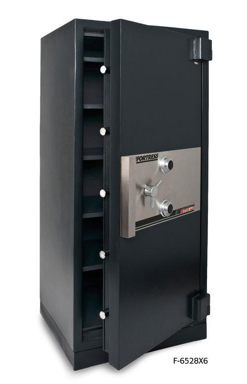 Socal - Bridgeman Safes International Fortress Composite TL-30x6 BL F-5524X6 Safe 2 Hr. Fire Armadillo Safe and Vault