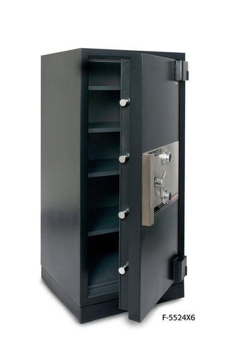 Socal - Bridgeman Safes International Fortress Composite TL-30x6 BL F-6536X6 Safe 2 Hr. Fire Armadillo Safe and Vault