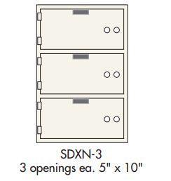 Socal - Bridgeman Safes SDXN-3 Deposit Box Armadillo Safe and Vault