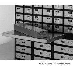Socal - Bridgeman Safes SN Base Deposit Box