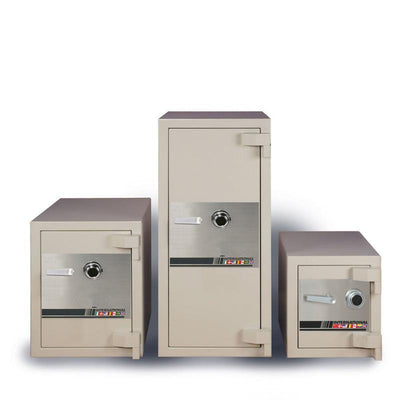 SoCal Safes  EV-1713 International Eurovault TL15 1 Hr. Fire Safe Armadillo Safe and Vault