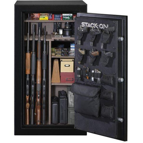 Stack-On A-40-MB-E-S Armorguard 40 Gun Safe Armadillo Safe and Vault