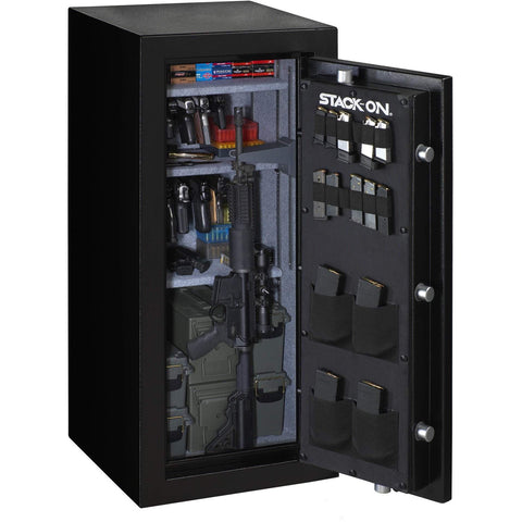 Stack-On E-13-MB-E-S 48″ Shooters Safe Armadillo Safe and Vault