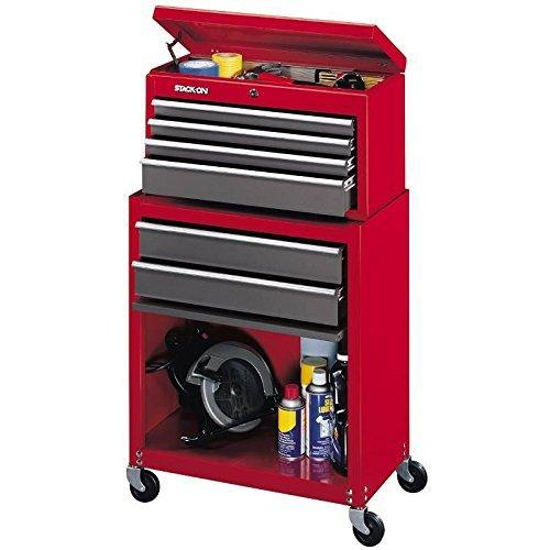 Stack-On SC-600  6-Drawer Tool Chest / Cabinet Armadillo Safe and Vault