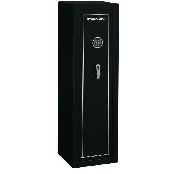 Stack-On SS-10-MB-E 10 Gun Steel Security Safe Armadillo Safe and Vault