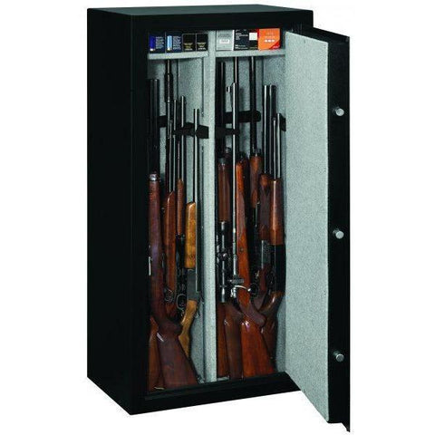 Stack-On SS-22-MB 22 Gun Steel Security Safe Armadillo Safe and Vault