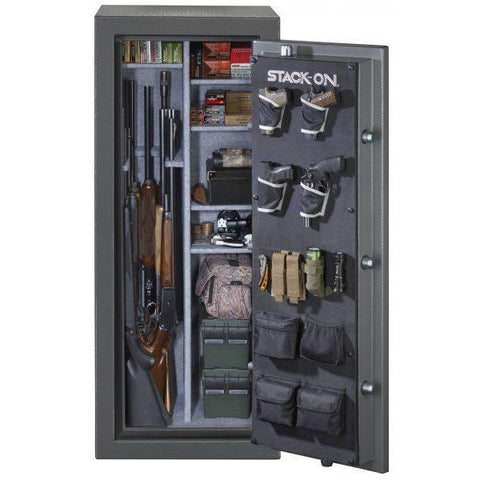 STACK ON Total Defense 24 Gun Safe Armadillo Safe and Vault