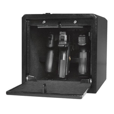 Stealth Tactical Handgun Hanger Safe Armadillo Safe and Vault