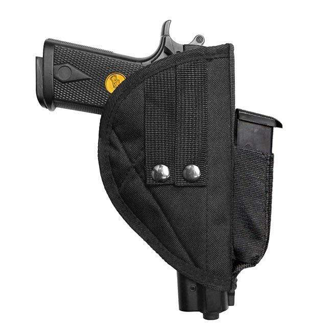 Stealth Tactical Pistol Holster Molle Armadillo Safe and Vault