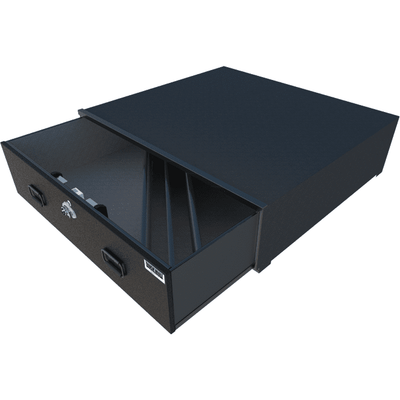 TruckVault Half SUV 1 drawer (25 wide) Armadillo Safe and Vault