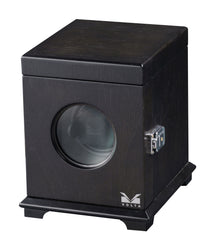Volta - 31560011 Single Square Watch Winder Rustic Brown