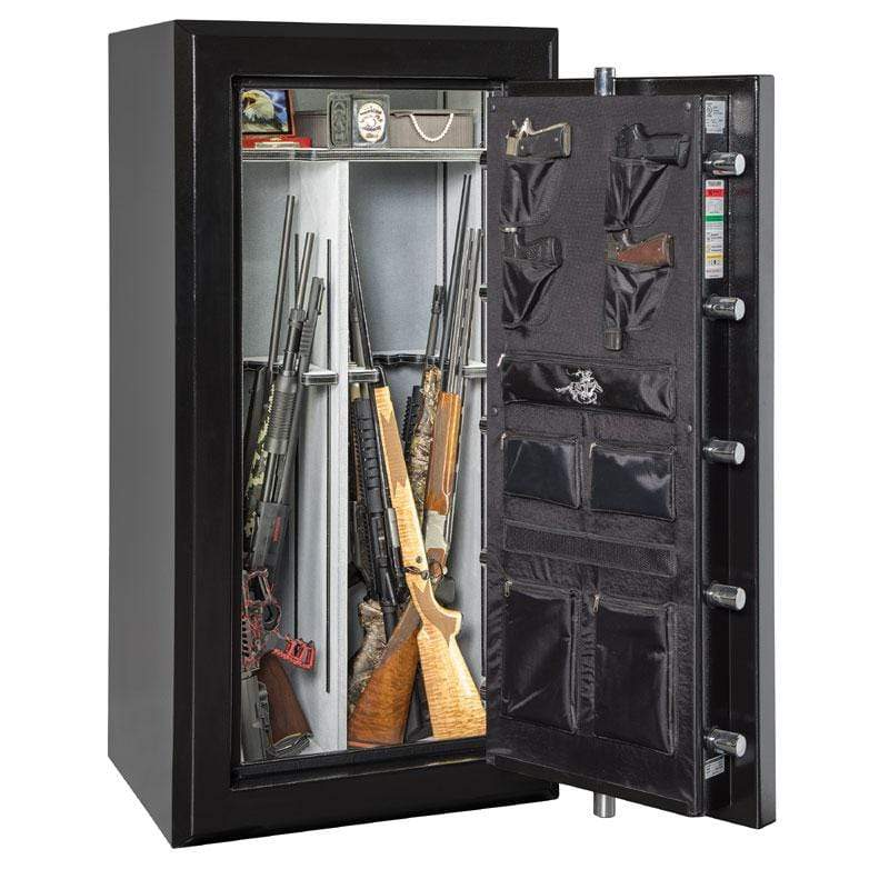 Winchester Treasury 26 90-Minute 26 Gun Fire Safe Armadillo Safe and Vault