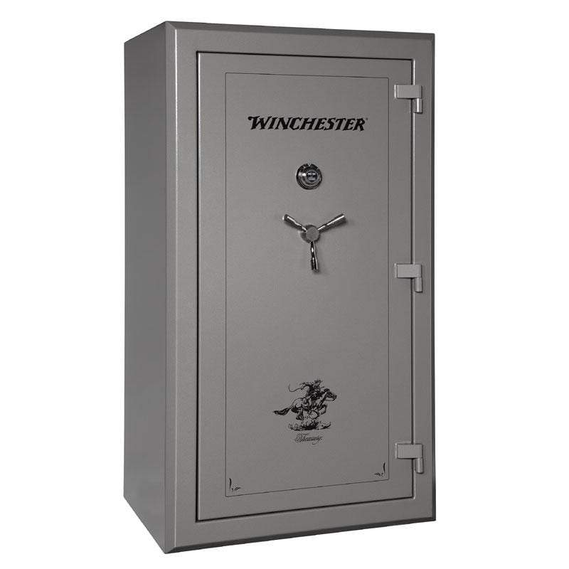 Winchester Treasury 48 90-Minute 48 Gun Fire Safe Armadillo Safe and Vault